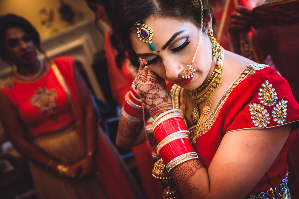 Sacramento Indian fusion Wedding Photographer