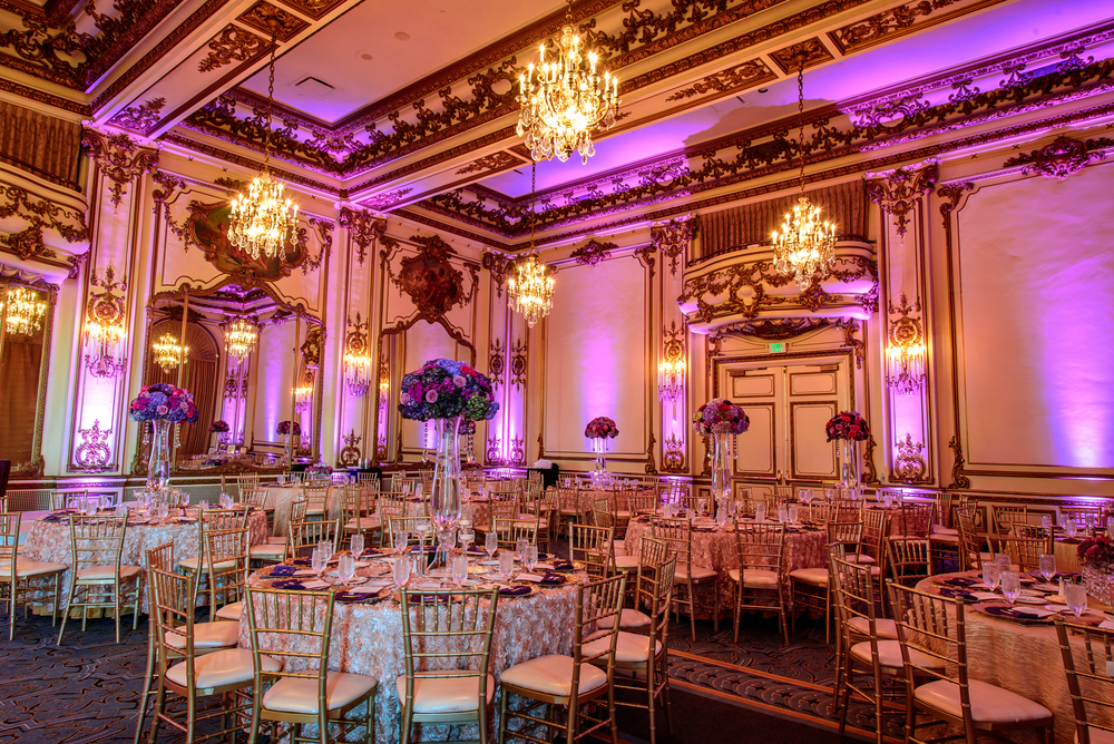 wedding Fairmont San Francisco Ballroom
