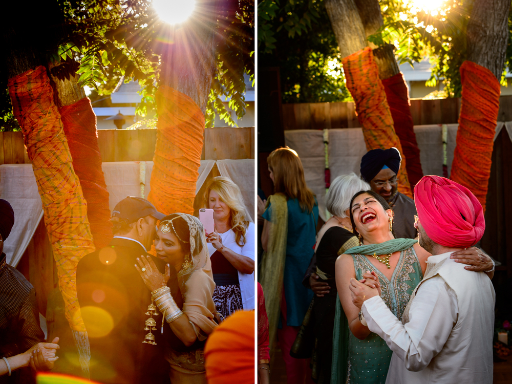 Indian punjabi wedding bay area