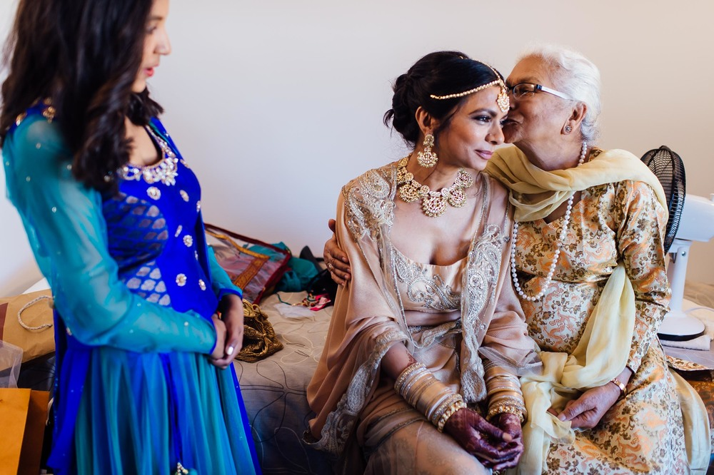 Bay area punjabi wedding