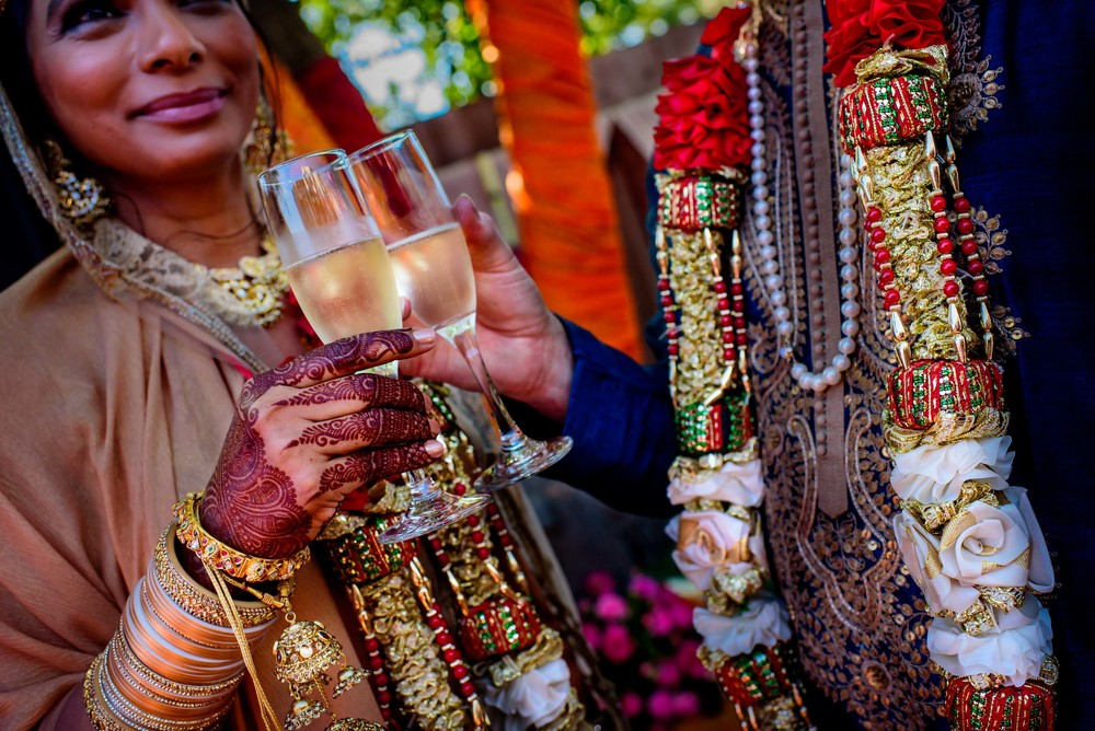 bay area Indian wedding photographer