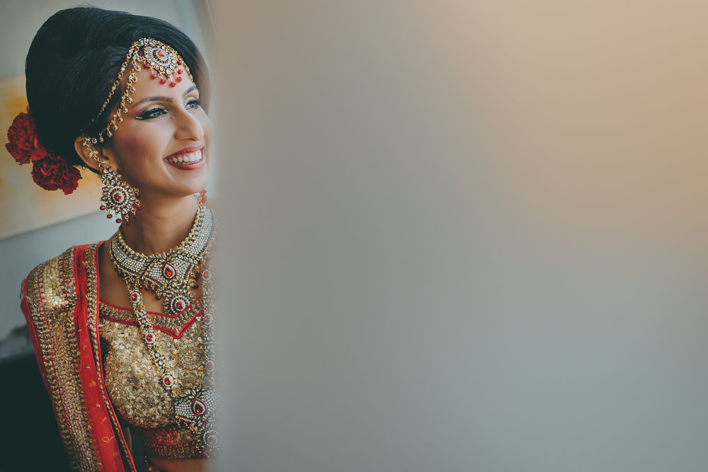 bay area punjabi bride