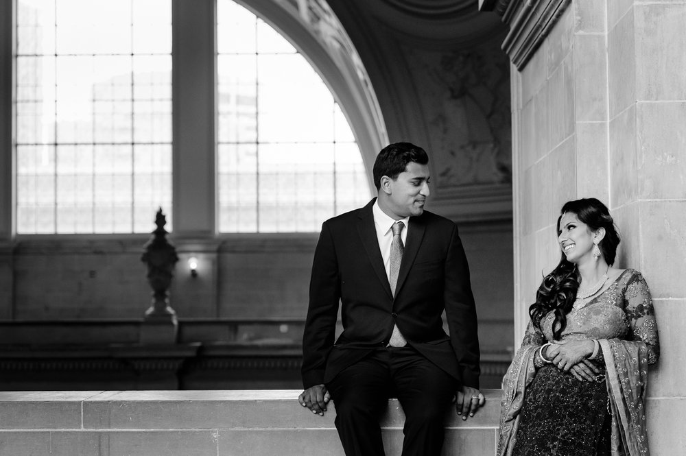 San Francisco Indian wedding photographer