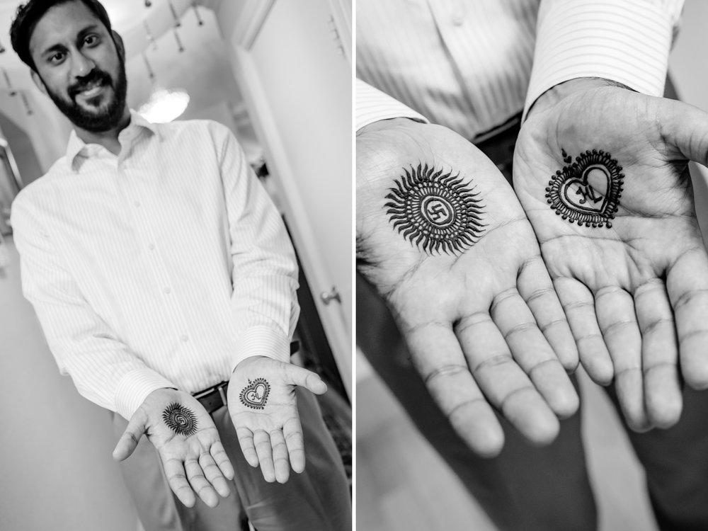 Grooms Henna