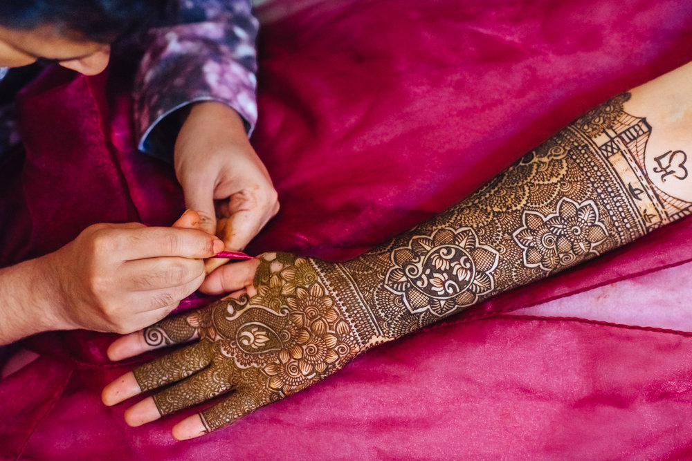 Henna by Hussain Maaz