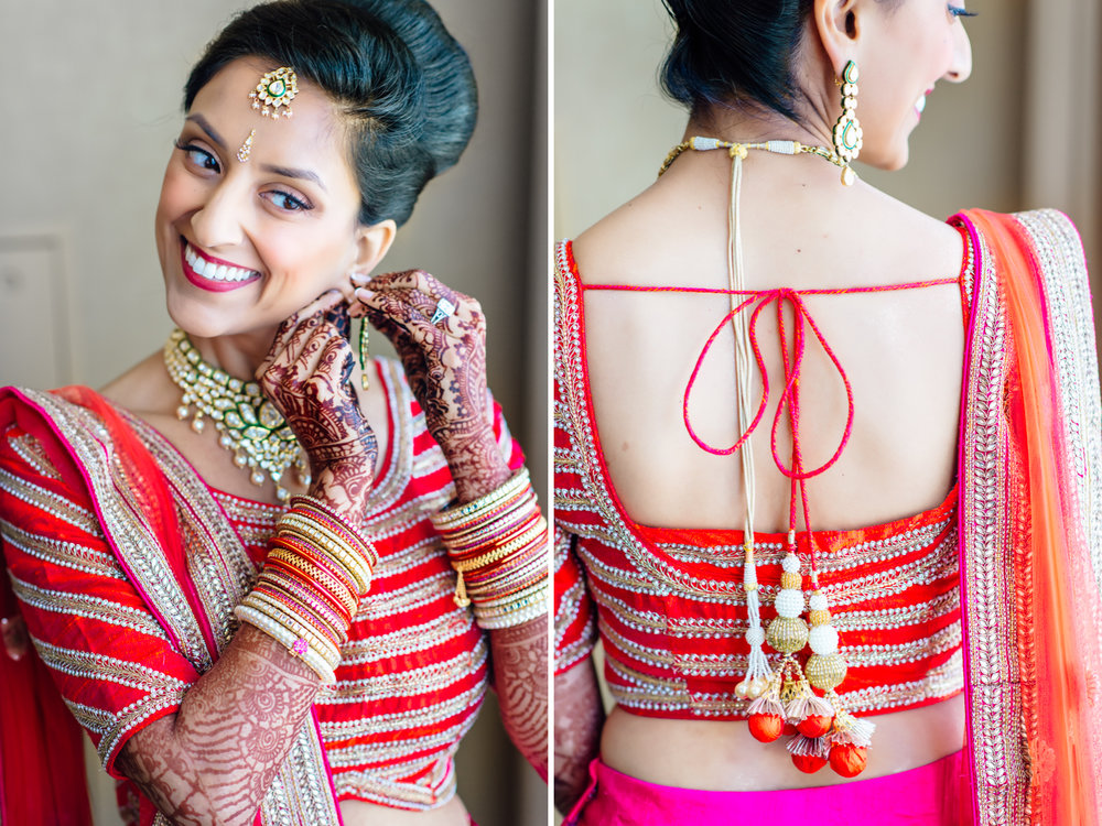 Beautiful Gujrati bride San Francisco Bay area