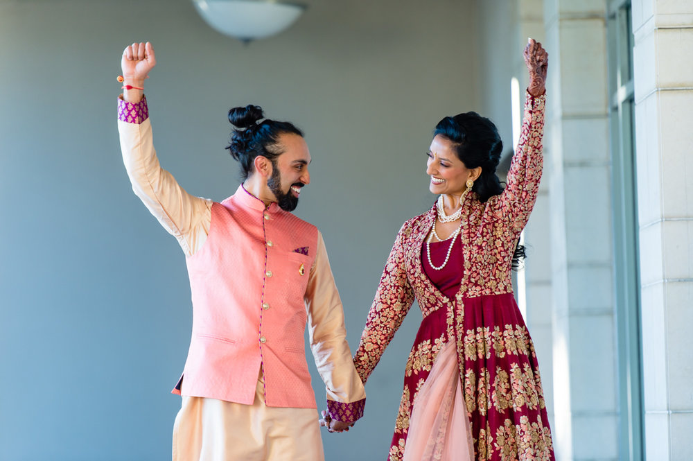 San Francisco Bay area gujrati Hindu wedding