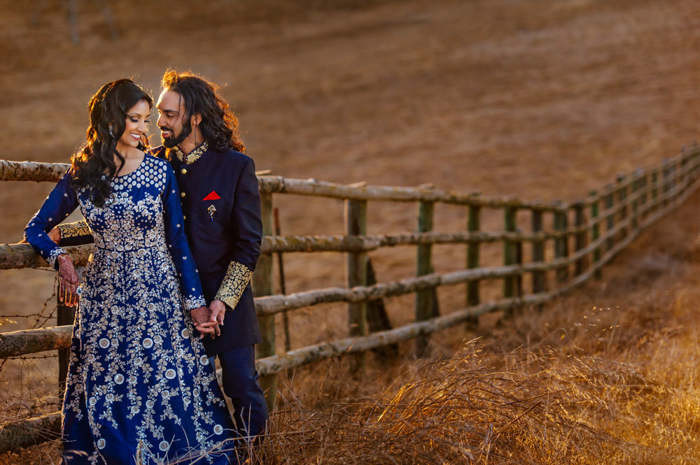 Hindu Gujarathi wedding at Nella Terra Cellars