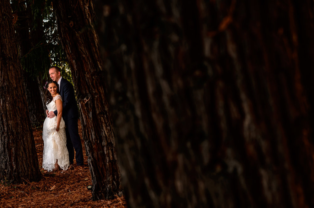 De Loach Santa Rosa winery wedding