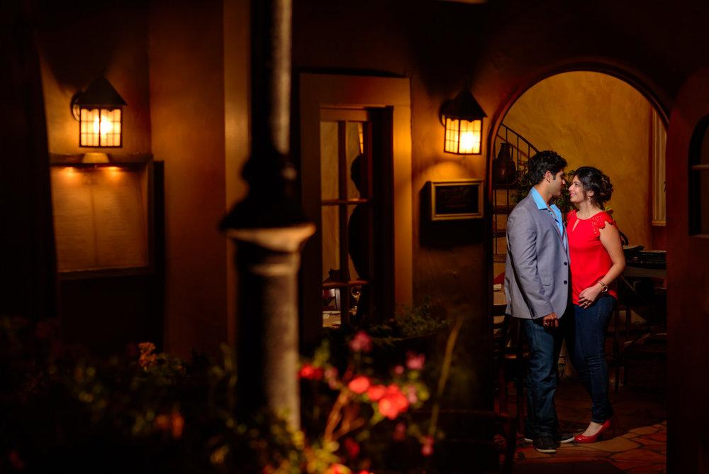 Carmel Engagement shoot