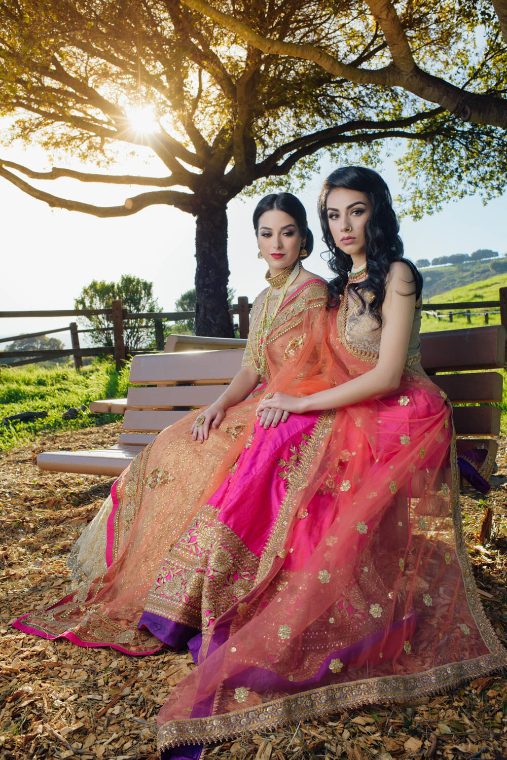 Beautiful Bridal outfits by Wellgroomed Inc