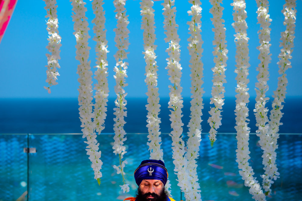 PUERTO VALLARTA, MEXICO INDIAN SIKH DESTINATION WEDDING