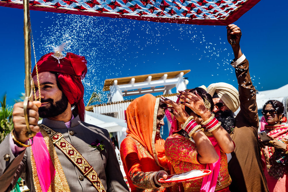 SIKH DESTINATION WEDDING