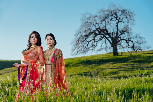 A STYLIZED SHOOT - IN THE HILLS OF SOUTH SAN JOSE