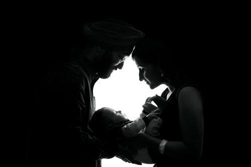 A NEW BORN SESSION - A NEW BORN SESSION