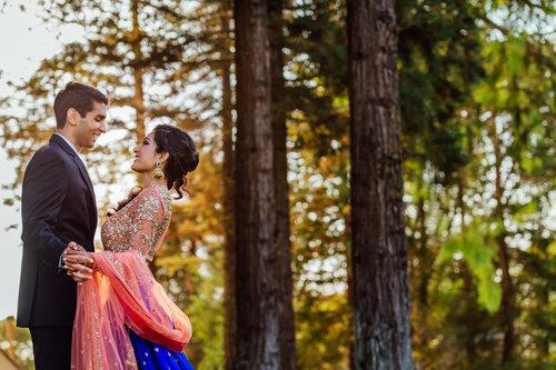 PRIYANKA & PRAVEEN - A BEAUTIFUL HINDU WEDDING AT SANTA CLARA MARRIOTT