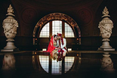 JYOTI & PRAVEEN - A BEAUTIFUL INDIAN WEDDING AT CITY HALL SAN FRANCISCO