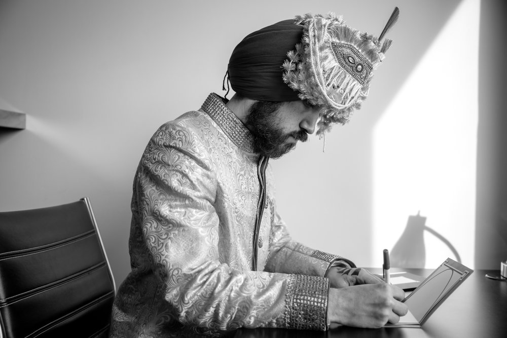 Stockton Indian Sikh fusion Wedding