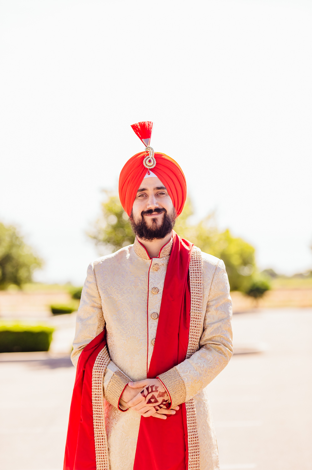 Punjabi Wedding Photographer Stockton