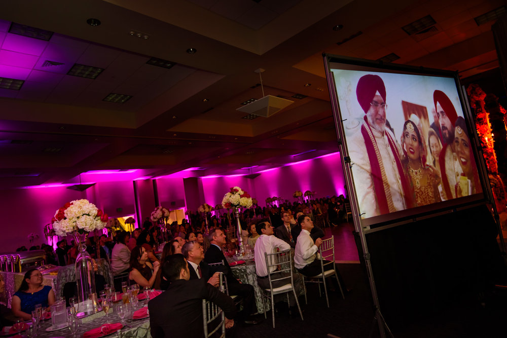Indian fusion wedding Stockton