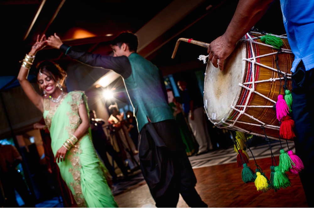 Shweta & Rikin Mehandi/Sangeet - Mehandi & Sangeet at Le Meridien San Francisco