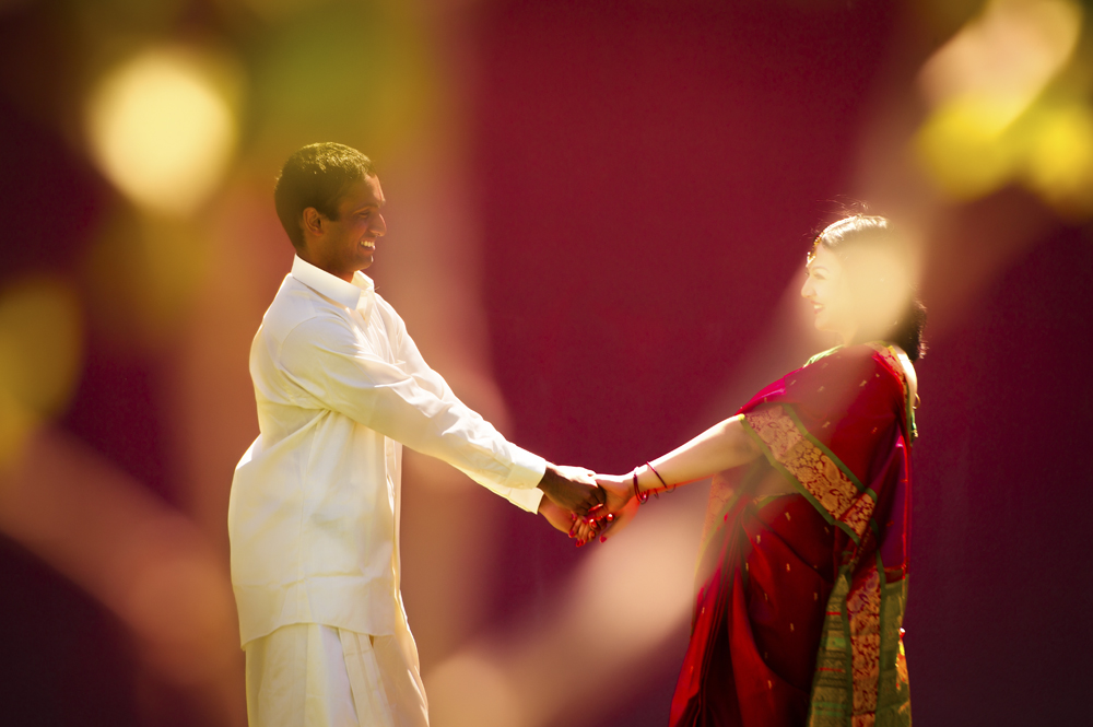 Bhavna + Ram - An intimate hindu wedding at Livermore Temple, Livermore