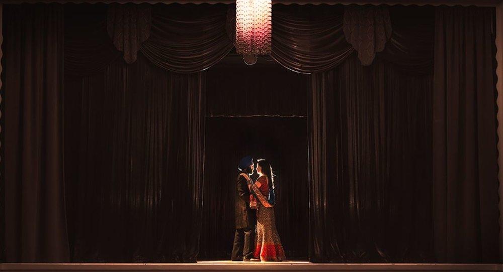 Gaurav & Connie's Wedding - At El Sobrante Gurudwara & Claremont Hotel Berkeley