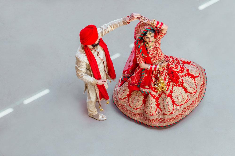 A SIKH WEDDING IN STOCKTON - JASMINE & GRANT
