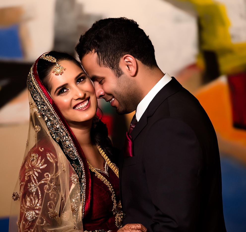 Usman + Khadija's Muslim Wedding - At Hilton San Francisco Airport Bayfront