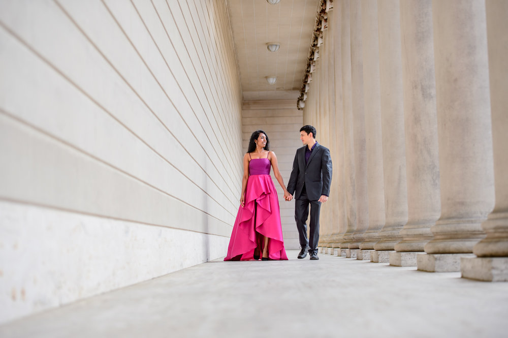Indian Engagement Shoot Legion of Honor San Francisco