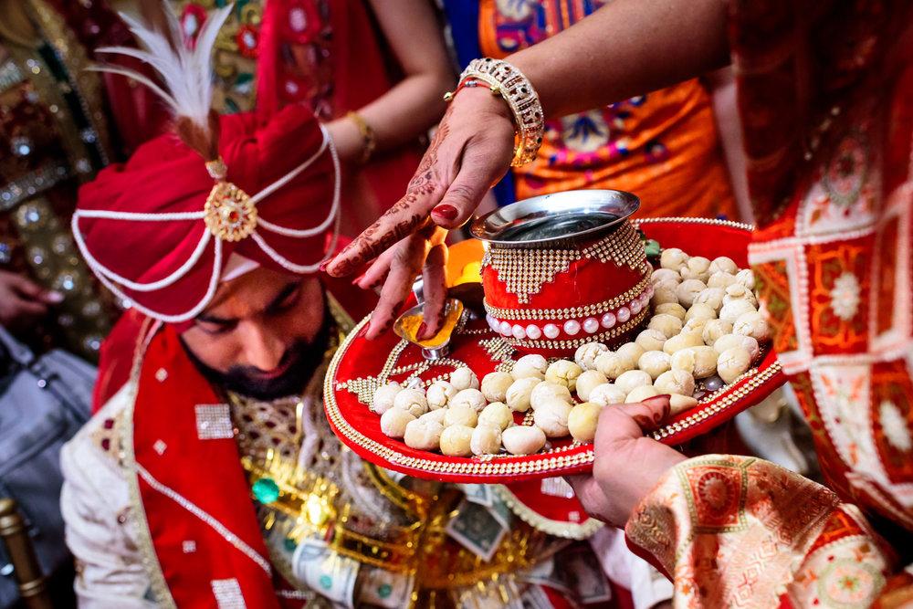 Indian Sikh Wedding San Francisco