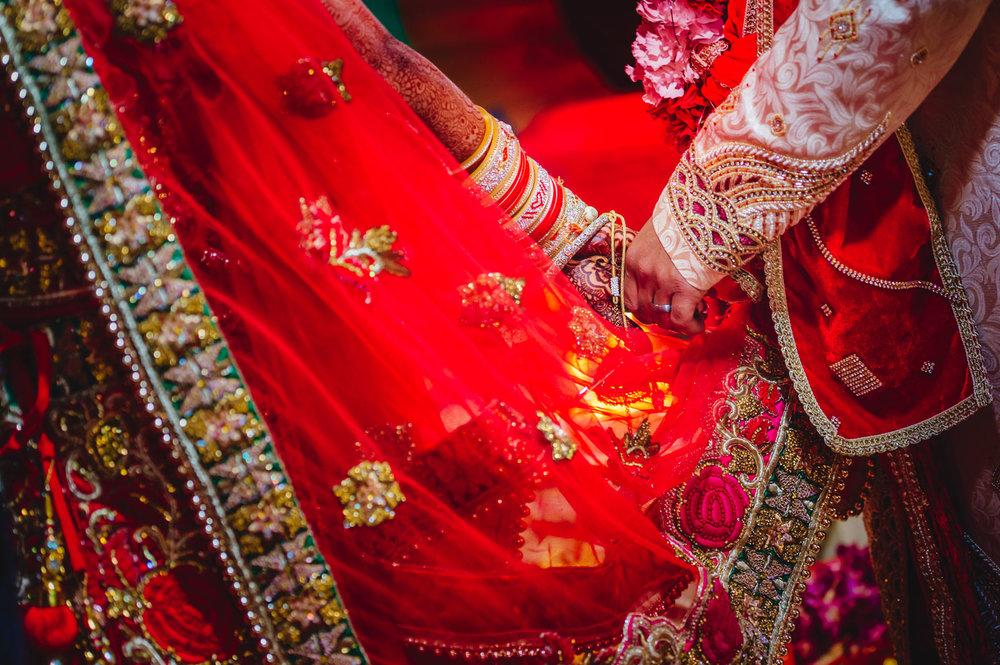 Indian Hindu Wedding Ceremony Pictures