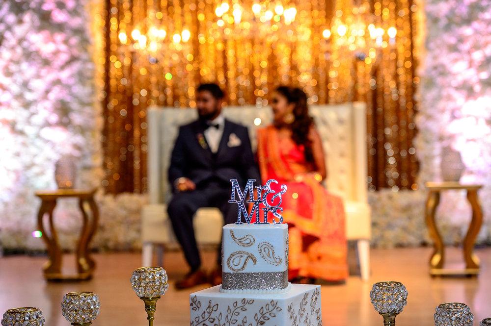 Indian Wedding Reception San Francisco