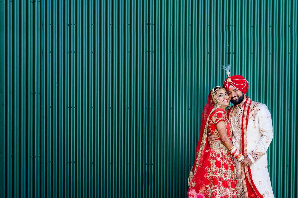 Indian Sikh Wedding San Francisco Bay Area