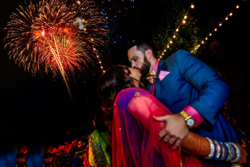 SIKH PUNJABI & AMERICAN FUSION WEDDING AT VIAGGIO ESTATE & WINERY LODI - Amritha & Adam
