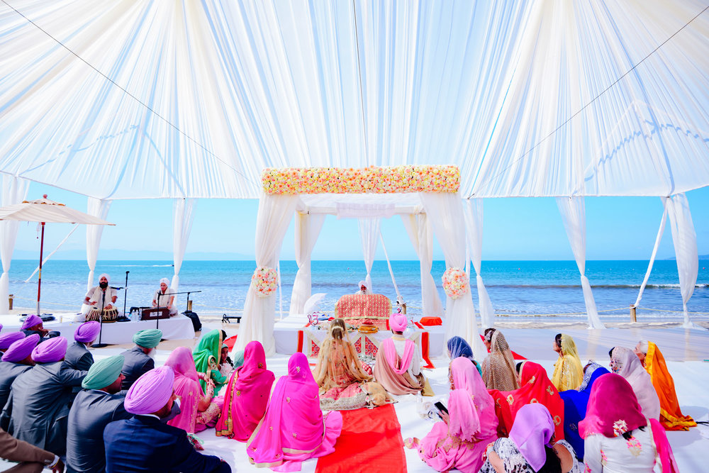 GRAND VELAS PUERTO VALLARTA MEXICO |INDIAN DESTINATION WEDDING -