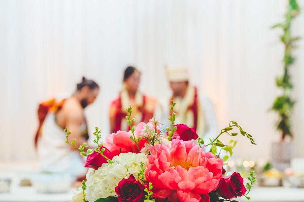 Marriott San Jose South Indian Hindu Wedding | Anitha & Ravi -