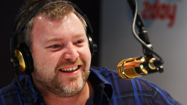 2Day FM radio host Kyle Sandilands