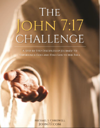 Click image to Learn More About the John 7:17 Challenge