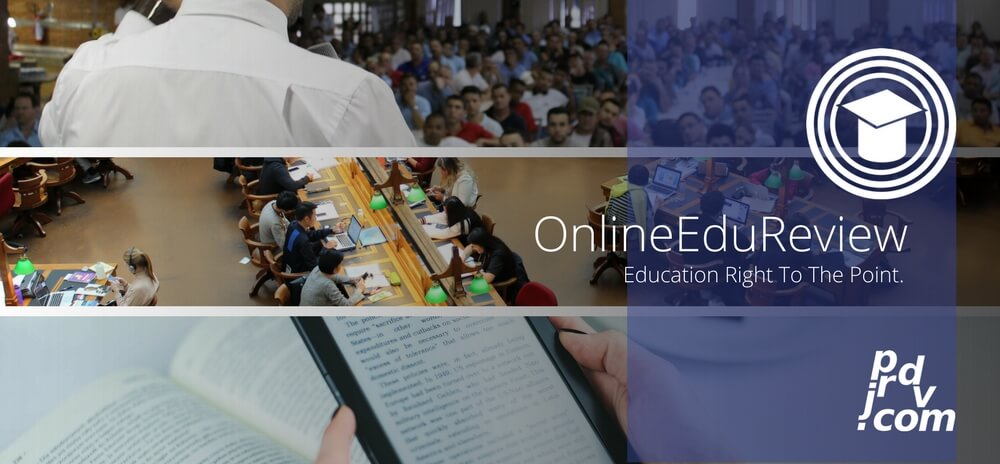 OnlineEduReview: Education Right to the Point