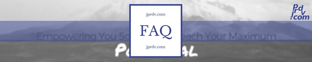 jprdv.com Site FAQ
