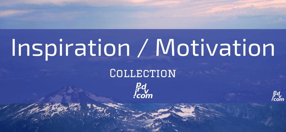 Inspiration / Motivation Site Collection