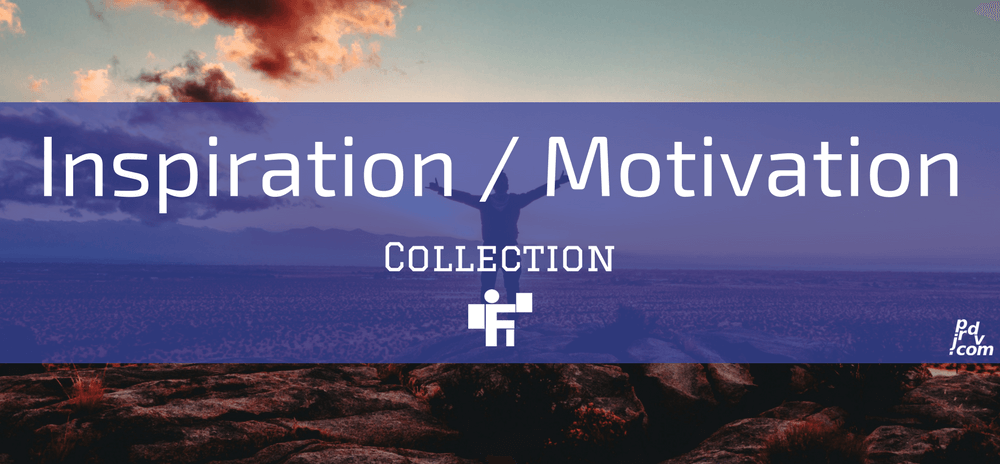 Inspiration / Motivation Freelanstyle Collection
