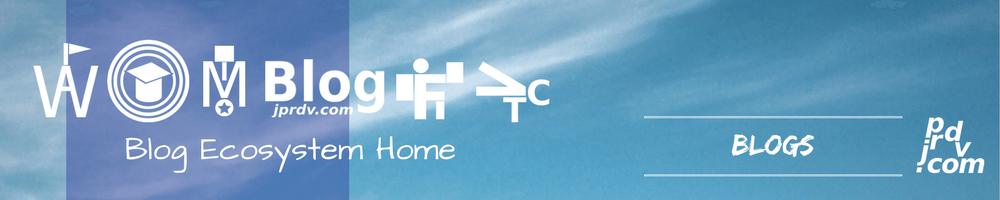 Blog Ecosystem Home