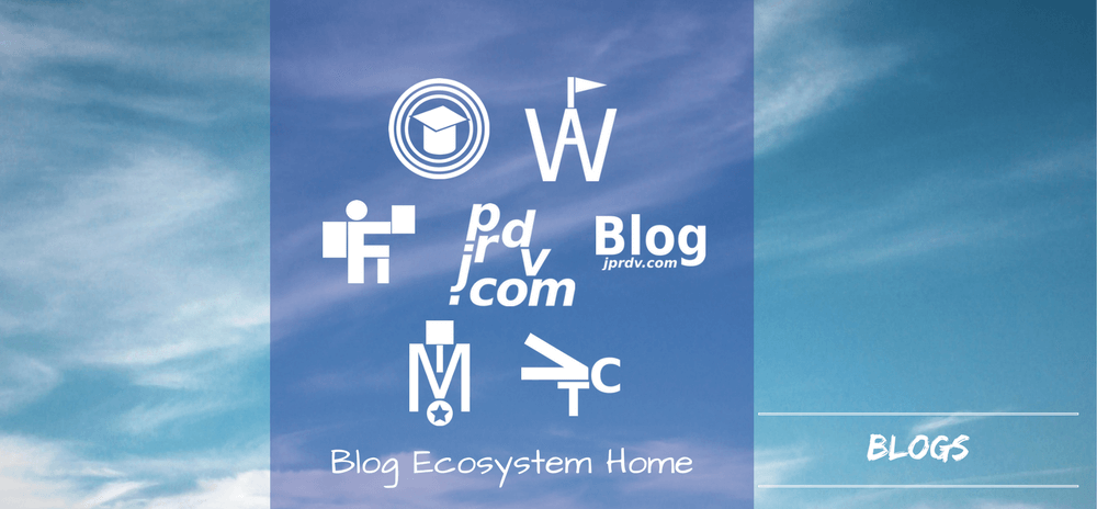 Blogs: Blog Ecosystem Home
