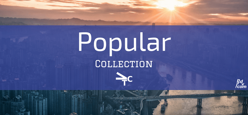 Popular jprdvTheCorner Collection