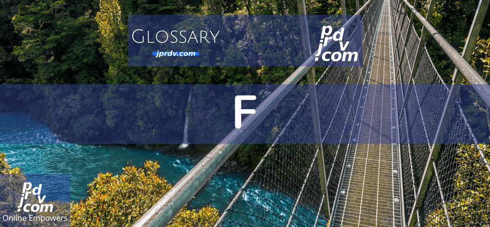 F (Site Glossary)