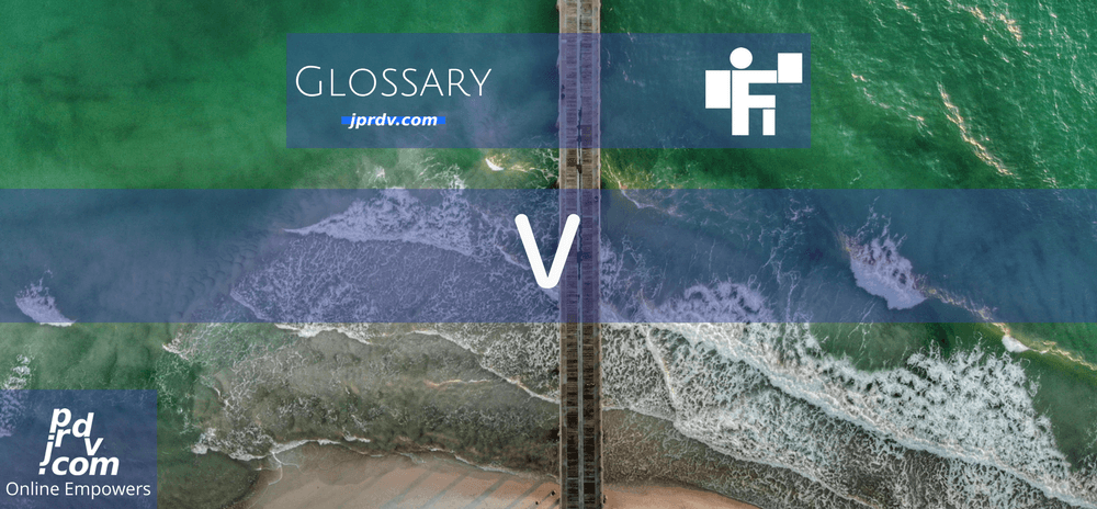 V (Freelanstyle Glossary)