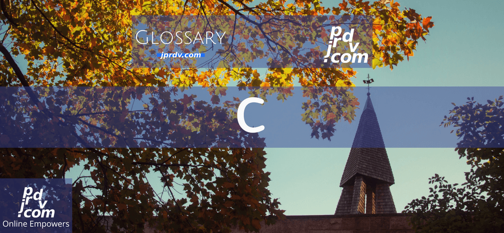 C (Site Glossary)