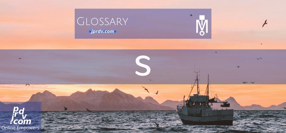 S (Magnobusiness Glossary)
